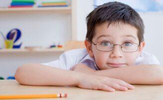 Como identificar que seu filho tem problema de visão
