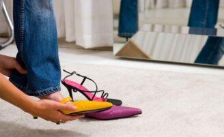 Escolha um sapato adequado e evite problemas