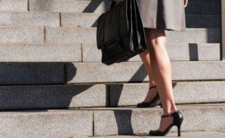 Ideias de sapatos para trabalhar