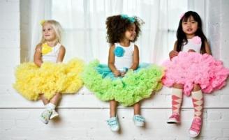 Moda para crianças – meninas