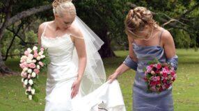10 ideias de vestidos de madrinha de casamento
