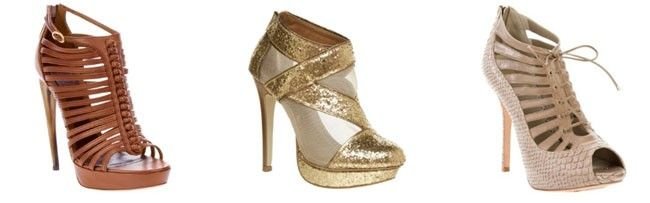 5 open boot 10 sapatos que as mulheres mais gostam