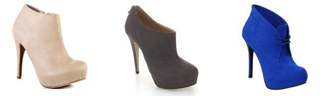 6 ankle boot 10 sapatos que as mulheres mais gostam