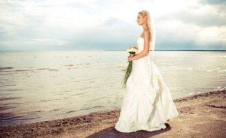 Escolha o vestido de noiva de acordo com o seu estilo