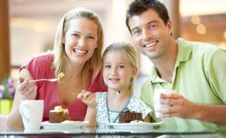 Evite transtornos ao ir no restaurante com crianças