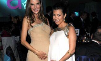 Inspire-se com os looks de grávidas famosas