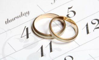 O que fazer um mês antes do casamento?