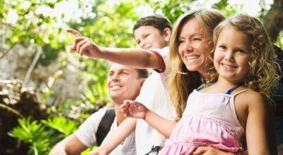 Saiba onde você pode passar as férias de julho com a família