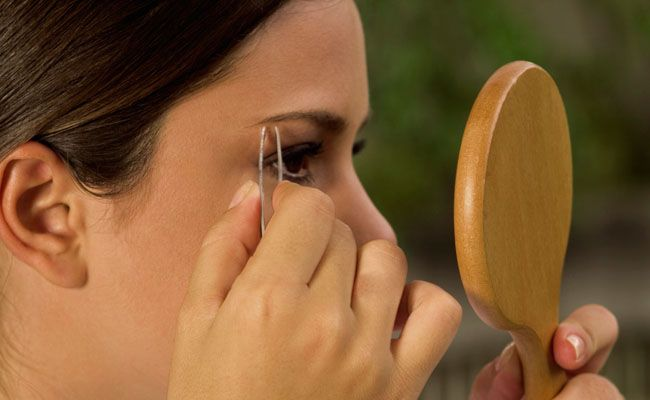 tipos de pincas Tipos de pinça para cada sobrancelha