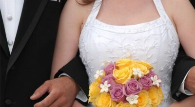 Vestidos de noiva frente única