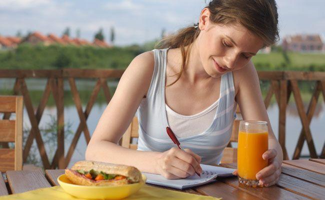 Como é possível perder o peso se sentar-se em mingaus de cereal e água