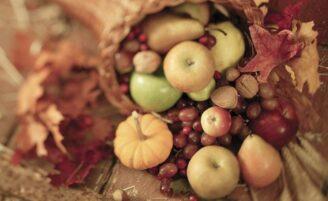 Como usar frutas na decoração