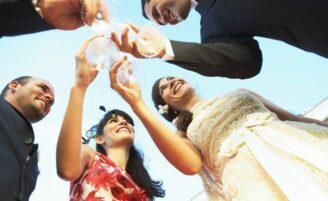 Ideias originais para convidar os padrinhos de casamento