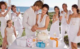 Dicas para montar a lista de presentes de casamento