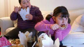 Previna seu filho da obesidade infantil