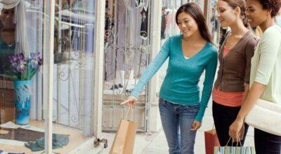 Tipos de loja: pop-up, outlet e flagship