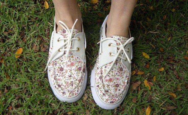 96b7b6572 Calçados masculinos em pés femininos: como usar