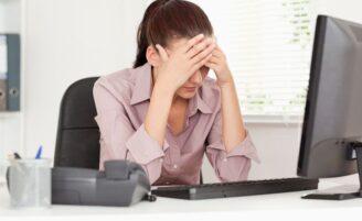 Controle a ansiedade e trabalhe melhor