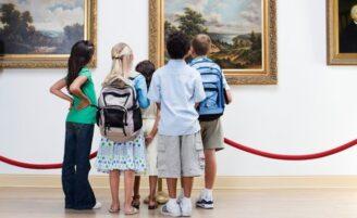 Incentive seu filho a ter interesse por atividades culturais