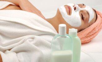 Máscara de diamante melhora a luminosidade da pele