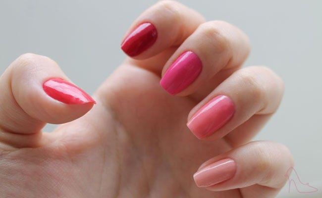 5 esmaltes para usar durante o outubro rosa resultado final 5 esmaltes para usar durante o Outubro Rosa