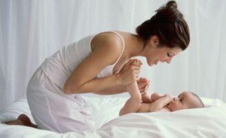 As mudanças que ocorrem no corpo da mulher após o parto