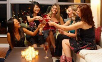 Como dar uma festa em casa