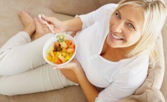 Dieta rica em alimentos antioxidantes protege a saúde