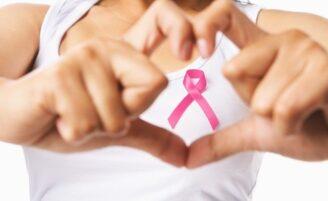 Infográfico: Câncer de mama