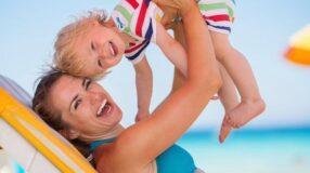 Viaje com seu bebê sem transformar as férias em um pesadelo