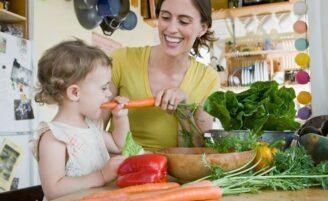 3 receitas para incentivar as crianças a comer legumes e verduras