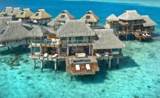8 hotéis mais românticos do mundo