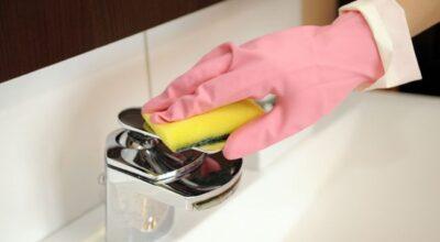 Checklist de limpeza diária
