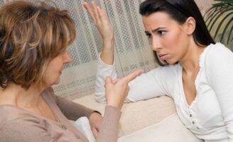 Como evitar brigas com a sua sogra