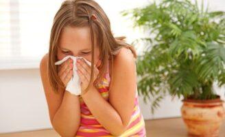 Como prevenir alergias nas crianças