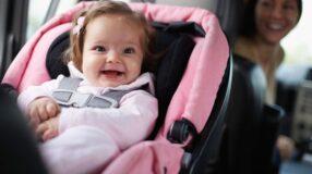 Criança no carro: cuidados para segurança