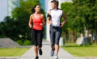 Pesquisa afirma que correr aumenta a expectativa de vida