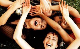 Ter amigos é bom e faz bem para saúde