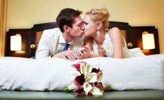 Vantagens e desvantagens de casar em um hotel
