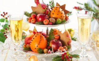 Alimentação saudável para as festas de fim de ano