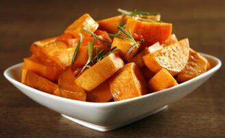 Batata-doce pode ajudar no emagrecimento