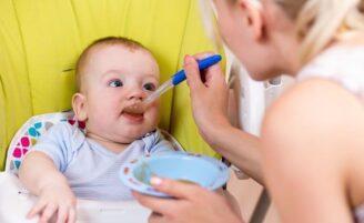 Como desmamar o bebê