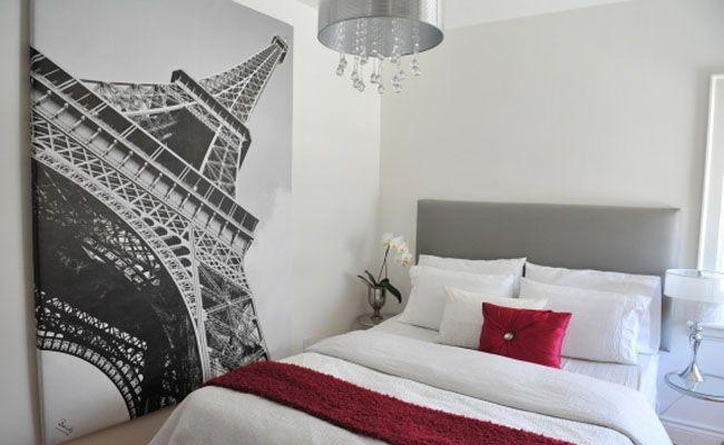 decoracao tematica paris Decoração temática em casa