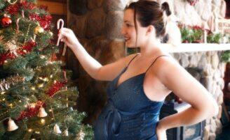 Dicas para aproveitar as festas de final de ano estando grávida