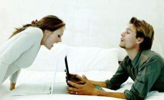 É correto guardar fotos de relacionamentos anteriores?