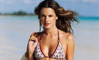 Famosas de biquíni: Inspire-se com os modelos que estão em alta