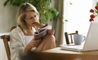 6 opções para cultivar o hábito da leitura