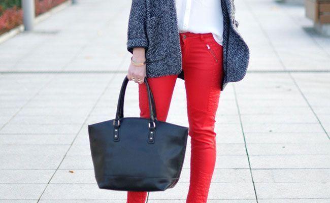 calcas coloridas como usar Calças coloridas: aprenda como usar e não errar