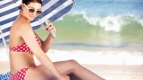 Como manter a pele linda na praia