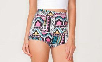 Hot pants para o verão